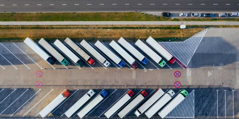 trucks comply with hours of service rules